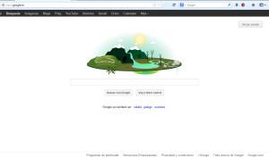 Portada de google