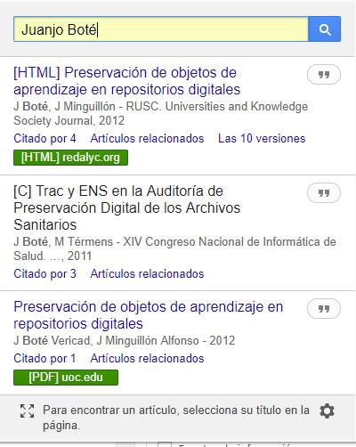 Google Académico