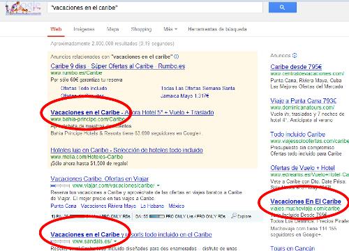 Como buscar en Google de forma exacta