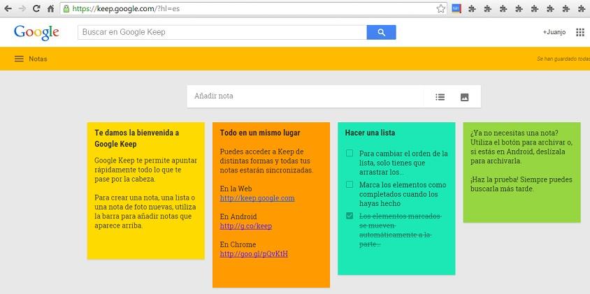 Keep Google