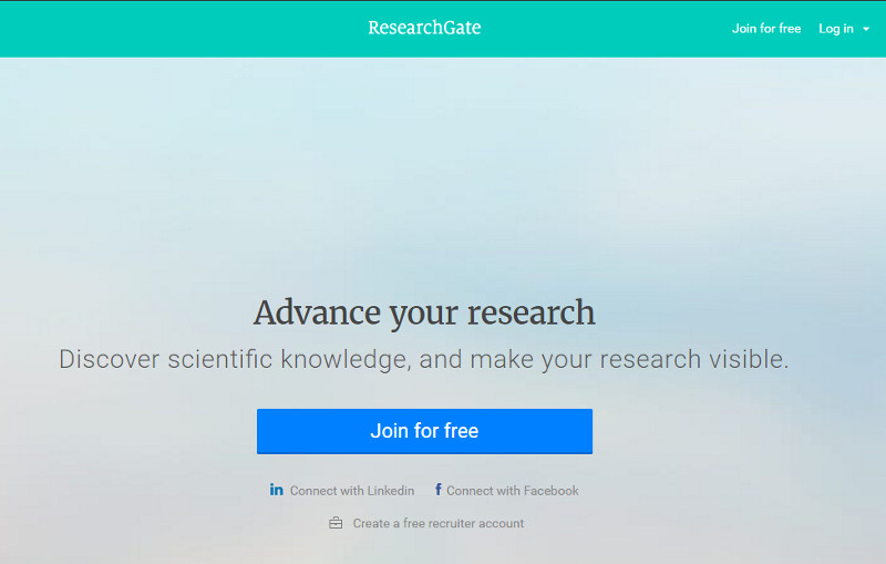 Alternativas a Google Scholar